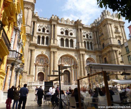 La Manquita, Catedral de Málaga.
