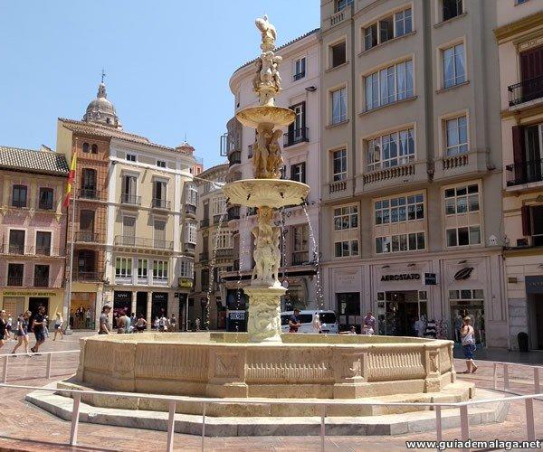 Fuente de Génova
